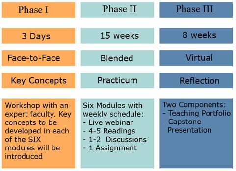 IIEECP Program Structure