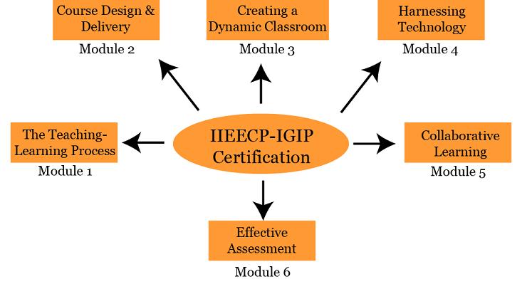 IIEECP Course Content